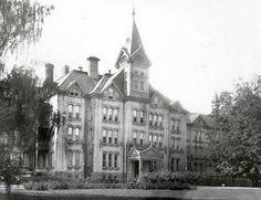traverse city asylum, Traverse City State Hospital