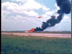 Apollo 11: Neil Armstrong Lunar Landing Test Vehicle (LLTV) Crash (May 6...
