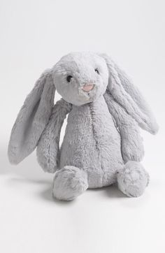 Jellycat 'Bashful Bunny' Stuffed Animal available at #Nordstrom
