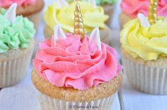 #Cupcakes #unicornio