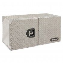 "BUYERS PRODUCTS Aluminum Barn Door Toolbox - 24x24"" - 36.00 $538 #aluminum #toolbox #manufacturing www.librami.com"