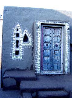 Door & Window: Mandawa ~ Rajasthan by curry15, via Flickr
