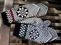 Ravelry: Grolsche wanten/Groenlo mittens pattern by José Gralike
