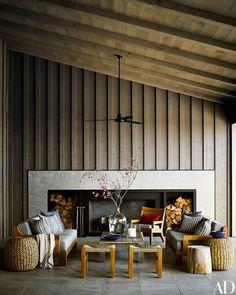 Saved Photo  ◦ Nate Berkus, Roof Design, House Design, Outdoor Furniture Design, Pergola Attached To House, Interior Decorating, Interior Design, Room Interior, Trendy Home