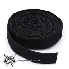 Velcro Color Negro Para Cableado Longitud 5M Varias Medidas - Envío Gratis a toda España - 4,26€