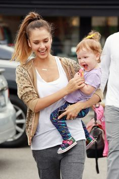 Jessica Alba and Cash Warren go for a Sunday brunch with their babies – Part 2 – Gallery Photo 3 | Celebrity Baby Scoop