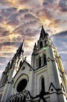 Catholic Cathedral of St. John the Baptist, Savannah, Georgia