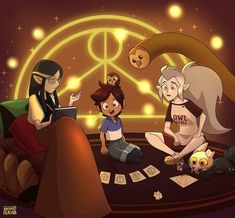 House Season 2, Disney Horror, Owl House, Princess Of Power, Disney Addict, Disney Cartoons, Animation Film, Cute Drawings, Cute Art