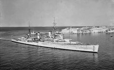 HMS Nigeria 60) was a Crown Colony-class light cruiser of the British Royal Navy completed early in World War II and served throughout that war period.
