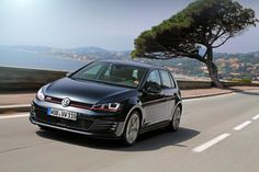 Volkswagen Golf Gti Grey