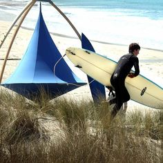#8 - An amazing place to hang out after a day's surfing. There must be 50 ways to love a Cacoon!