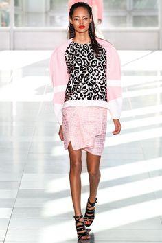 Antonio Berardi Spring 2014 Ready-to-Wear Collection Slideshow on Style.com