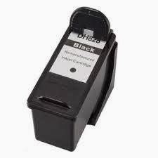 Comprar cartuchos Tóner y Tintas compatibles. inkPrinted: Tinta compatible dell 592 10224 dh828 negro - Tint...