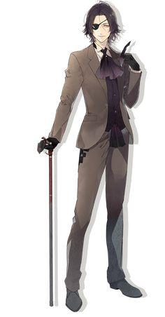 四木沼喬 シギヌマタカシ CV:遠藤大智 莫大な資産を誇る四木沼財閥の当主。 ギンザの会員制高級ダンスホール「ナハティガル」のオーナーでもある。 交友関係は幅広く、政界とも深く繋がっている。