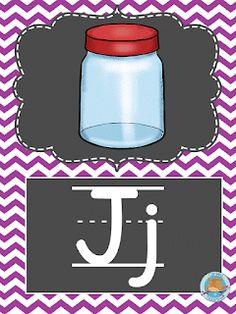 SGBlogosfera. María José Argüeso: CON TIZA Y EN INGLÉS English Alphabet, Drink Sleeves, Lettering, School, Children, Crafts, Alphabet Cards, Preschool, Young Children