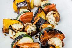 Grillmaten som får deg til å ville bli vegetarianer - Vektklubb Grilling Recipes, High Protein, Healthy Recipes, Healthy Food, Sushi, Low Carb, Vegan, Ethnic Recipes, Mad
