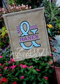 24 WHOLESALE handmade Blank Garden Flags Burlap Gardens Flags