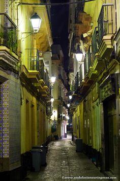 Cadiz by night is full of magic <3 #travelblog #travelphotography #visitSpain #visitAndalusia #Cadiz #Andalusia #exploretheworld #wanderlust