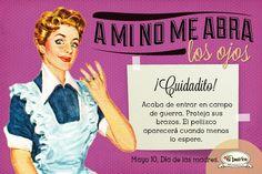 12 frases para toda ocasión de una madre colombiana