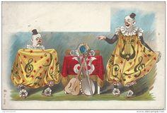 clowns - Delcampe.fr