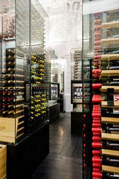 La cave à vins Max Bordeaux / Wine Gallery