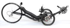 Catrike Recumbent Trikes - these suckers are F A S T!