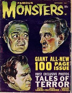Famous Monsters halloween monsters halloween pictures happy halloween