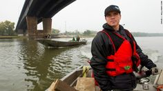 CNN Hero Chad Pregracke has made it his life's work to clean up the Mississippi River and other American waterways. Since 1998, about 70,000...