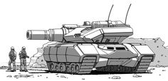 The Churchill. It\'s Ultra Autocannon 20 takes up almost one quarter of it\'s 65 ton weight. 2 medium lasers and a targeting computer round out this package into a serious threat to enemy mechs and a...