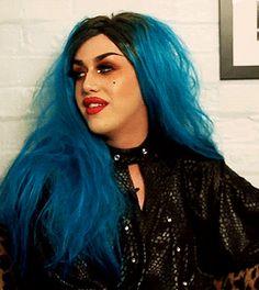 Adore Delano Adore Delano Party, Beautiful Person, Most Beautiful, Danny Noriega, Queen Makeup, Adore U, Queen Pictures, Love Your Hair, Cover Girl