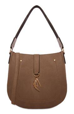 Primark - Brown Oversized Saddle Bag £9.00