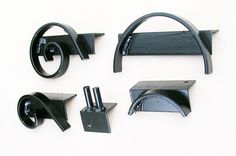 WROUGHT IRON SCROLL MAKING FORMERS. MAKE YOUR OWN SCROLL WORK WITH THESE EASY TO USE JIGS. SEE PICTURE 4 FOR EXAMPLES OF THE TYPES OF SCROLL. TWO SCROLL FORMS START WITH SMALLER AND CHANGE TO LARGER TO.   eBay!