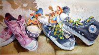 Donna Maclure Watercolors