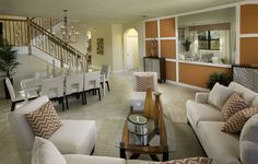 The Brentwood New Home Plan in Silver Palms: Royal Collection by Lennar