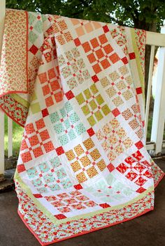 Quick Quilts from Pre-cuts (and some pre-cuts to share!)