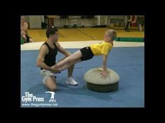 Mushroom Circle Progressions - YouTube Mushroom Circle, Mens Gymnastics, Gymnastics Conditioning, Male Gymnast, Kids Fitness, Gym Stuff, Exercise For Kids, Olympics, Drill