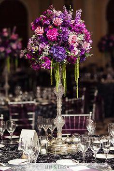 Wedding Centerpieces By White House Florist In Bellflower Ca Dahlias Roses Hydrangea Etc