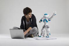 Photography NAO - Corporate - Aldebaran Robotics | Pressroom