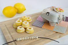 Zitronige Minigugl zu Ostern