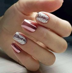 60 Stylish Winter Nail Designs To Copy This Season These trendy Nail Designs ideas would gain you amazing compliments. Check out our gallery for more ideas these are trendy this year.