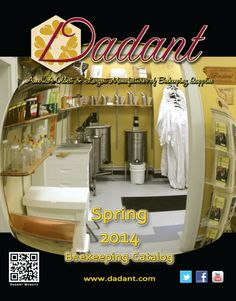 Check it out! 2014 Dadant Online Beekeeping Catalog