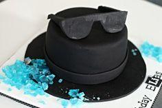 Heisenberg Breaking Bad Cake.  Can we get this instead of a wedding cake?