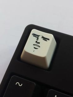 when your new keycaps finally arrive : MechanicalKeyboards Gaming Room Setup, Computer Setup, Pc Setup, Key Caps, Game Room Design, Gamer Room, Up Game, Apple Tv, Computer Keyboard