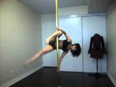 Pole Moves Tutorial: Marion Amber
