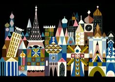Mary Blair, Small World