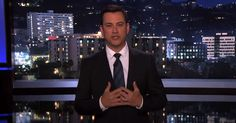 Jimmy Kimmel is at it again.