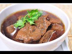 เนื้อตุ๋น - FoodTravel.tv สูตรอาหาร ทำอาหาร