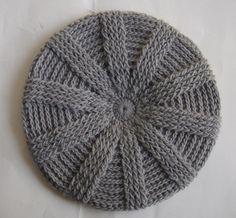 crochet beret free patterns | Easy Crochet Beret Pattern | All For Crochet
