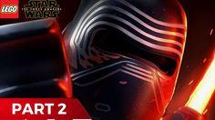 Lego Star Wars: The Force Awakens Gameplay Walkthrough Part 2  - ASSAULT...