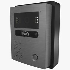 Video Door Bell 2 C4d - 3D Model